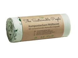 The Sustainable People - Bionedbrydelige Affaldsposer 6-8 L