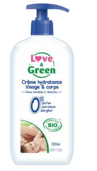 Love and Green - Baby Lotion