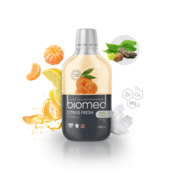 biomed citrus fresh mundskyl