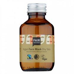 FAIR SQUARED - Argan Sheet Mask Serum for Dry Skin - Zero Waste