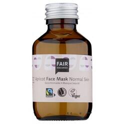 FAIR SQUARED - Apricot Sheet Mask Serum for Normal Skin - zero waste