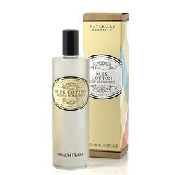 Naturally European - Milk Cotton Body & Home Mist