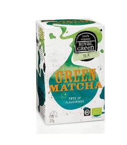 Royal Green - Økologisk Matcha Tea
