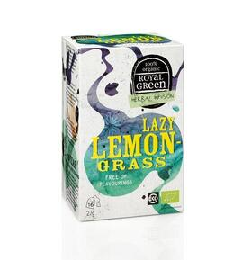 Royal Green - Lazy Lemongrass Økologisk Tea