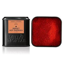 Mill & Mortar - Paprika røget, Hot
