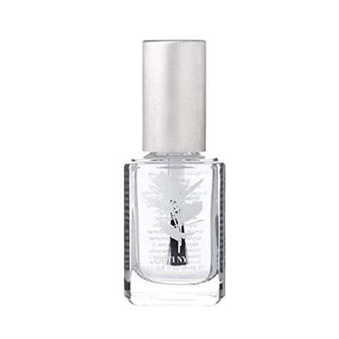 Gel top coat med shine glans. PRITI NYC Gel top coat er let at anvende, og giver en intense glans som en salon gel manicure.