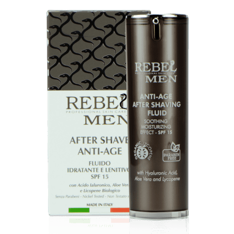 Rebel Aftershave Balm