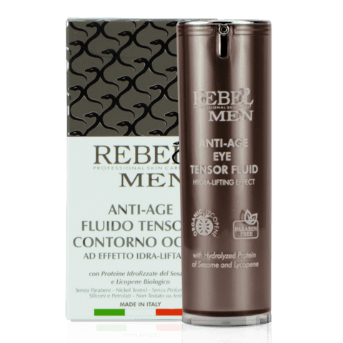 Rebel  -  Anti-Ageing Tensor Fluid Eye Contour