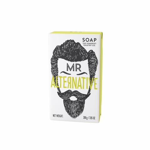 Mr.Beard Soap - Mr.Alternative skæg sæbe med Cedarwood & Lemongrass