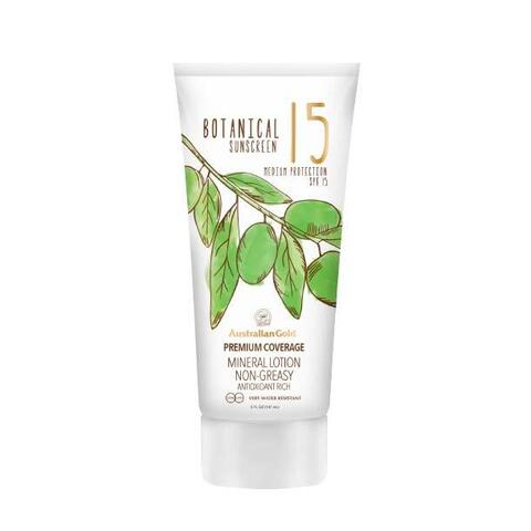 BOTANICAL Sunscreen - Solcreme SPF 15