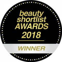 beauty shortlist AWARDS vinder 2018