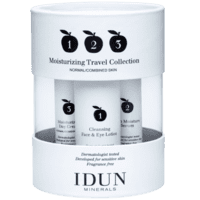 IDUN - Moisturinzing Travel Collection