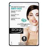 Iroha Nature - Collagen Maske til Ansigt og Hals