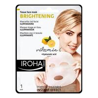 Iroha Nature - Brightening Vitamin-C Sheet Maske