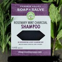 Chagrin Valley - Økologisk Shampoobar Mint Rosemary & Charcoal
